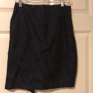 2 - Ann Taylor pencil skirt with detailing